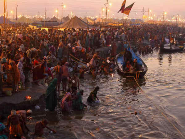 Masi Magha Is Auspicious Day To Take Sea Bath To Get Rid Of Our Sin