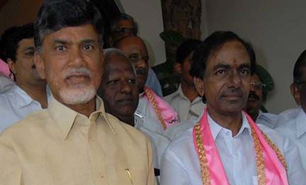 Chandrababu Naidu and Chandrasekar Rao alliance in 2019