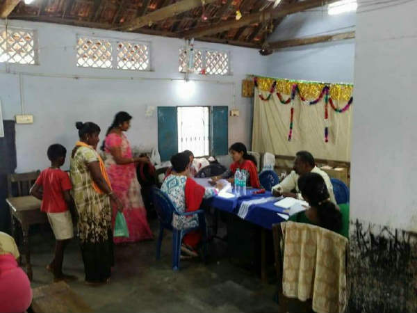 Nellai SV Hindu school arranges for special medical camp for eye treatment