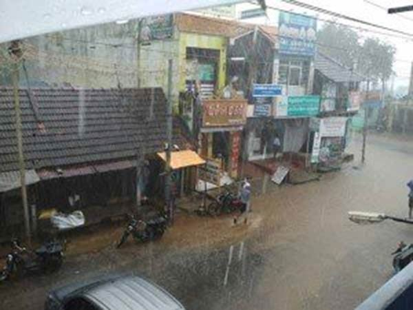 Southern coastal districts of Tamilnadu may get rain : Chennai meteorological department