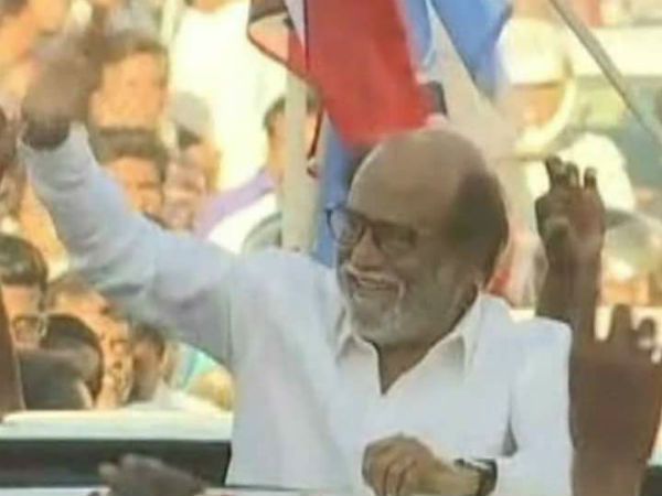 God always in our side says Rajini