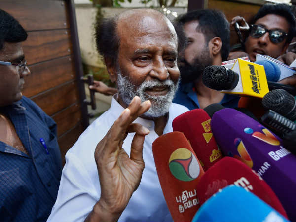 Rajinikanth says that TN Government should not allow communal violences