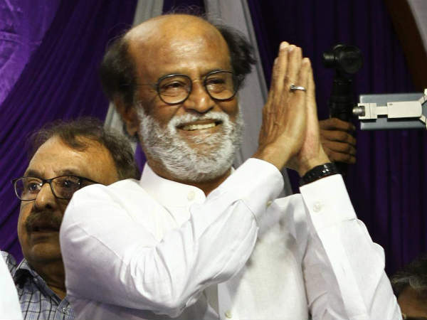 Actor Rajinikanth soon to unveil MGR Statue