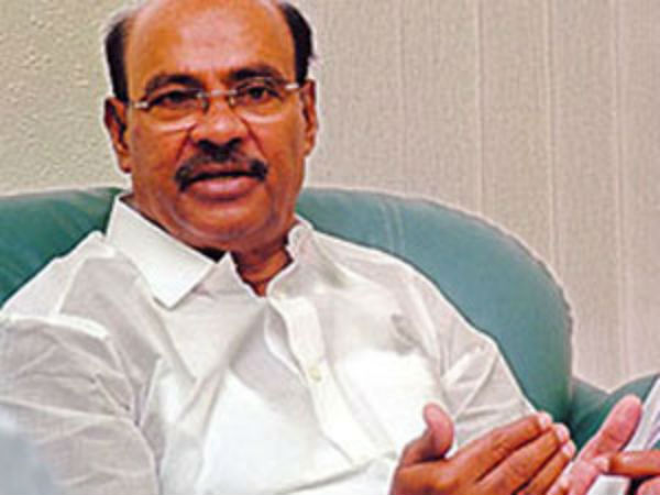 Ramadoss on Tamil Thai Vazhthu copyright issue