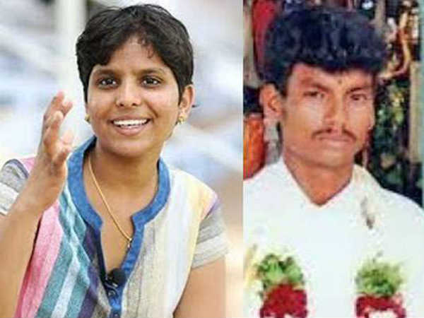Kousalya observes Sankar's 2nd death anneversary
