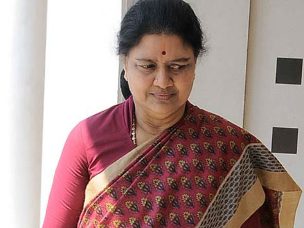 Sasikala applies for parole since her husband went to ICU in Chennai hospital