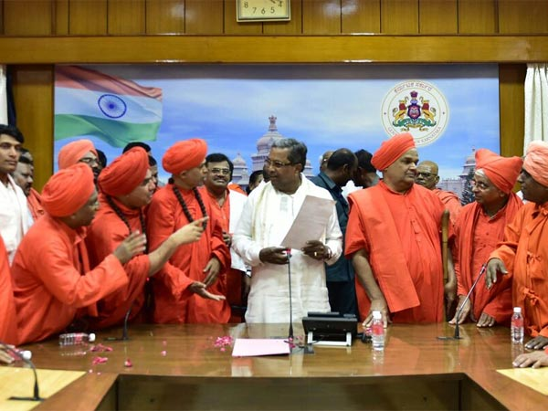 61 per cent Lingayats back religious minority tag says survey