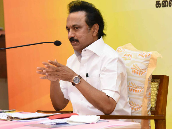 M.K.Stalin writes letter to PM Modi and 10 state CMs