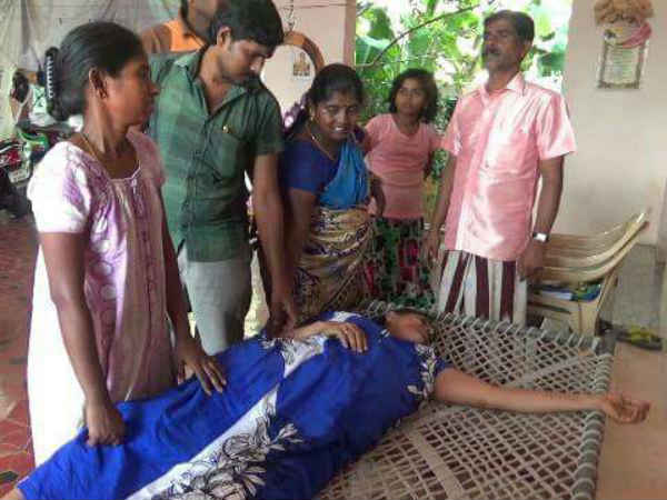 Woman police attempts suicide in perambalur