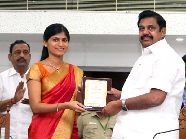 Kanchipuram Collector Ponnaiah, Villupuram Collector Subramaniyan and Salem Collector Rohini are the best officers