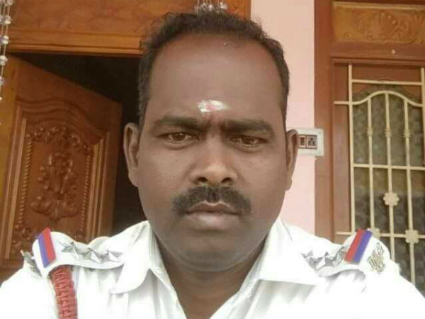 Transport inspector Kamaraj admitted in the jail hospital