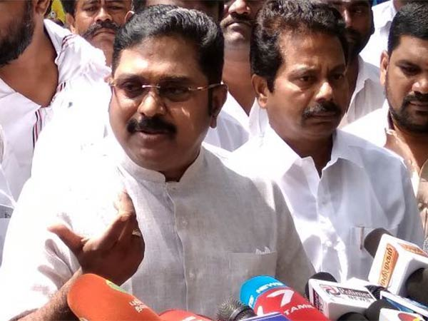 TTV Dinakaran says that KCP not contacted me
