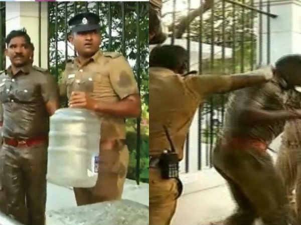 Chennai Egmore Court gives bail to two constables
