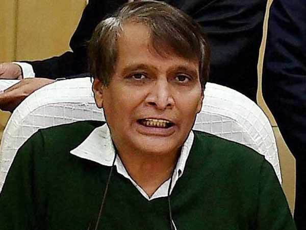 Suresh Prabhu appointed as the new Air Transport Minister