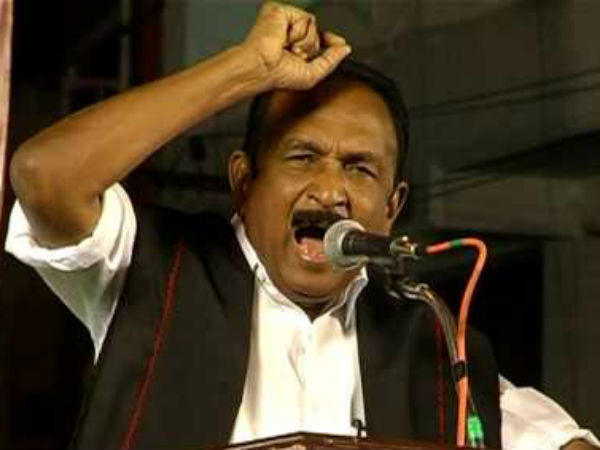 Will fight hard to close sterlite says Vaiko