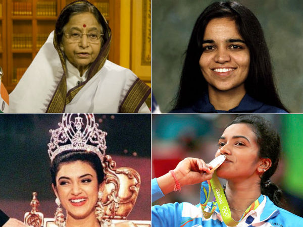 Indian women who were the 'firsts' in their field