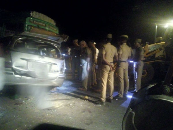 Accident near Rajapalayam kills 7
