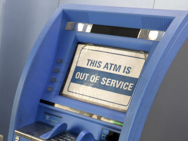 Only 30 % bank ATMs are working in Telangana