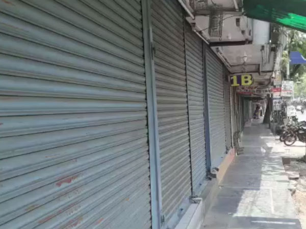 TN shops closed due to DMK announced bandh