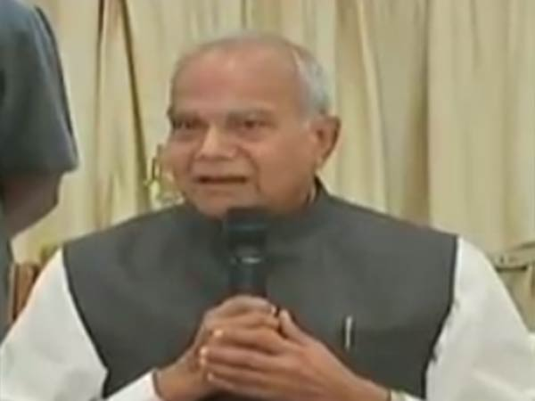 Tamilnadu Governor Banwarilal Purohit meets the press - Live updates