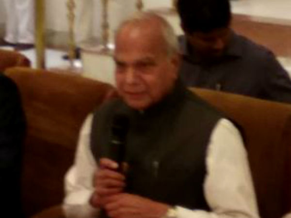Governor Banwarilal Purohit says that i am 78 years old