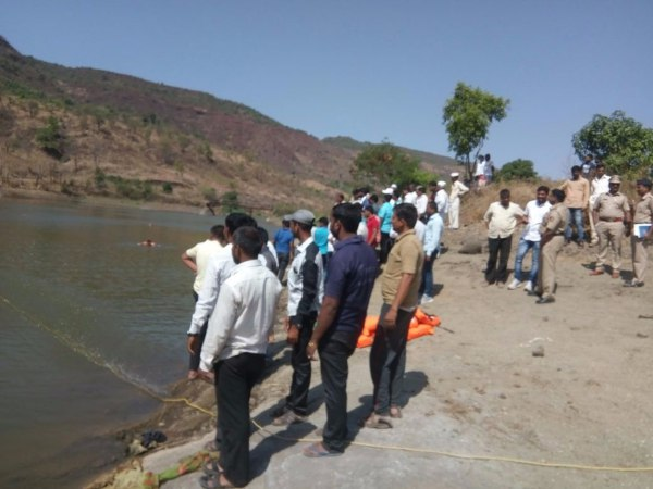 Chennai School students dead in Pune after drain in dam