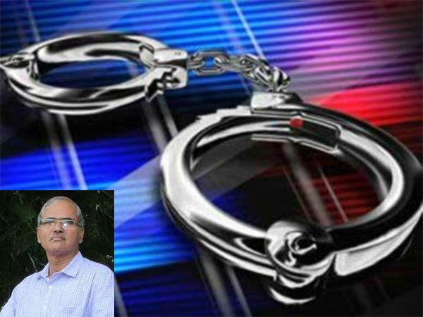 Chennai KV school principal arrested for getting bribe for admission