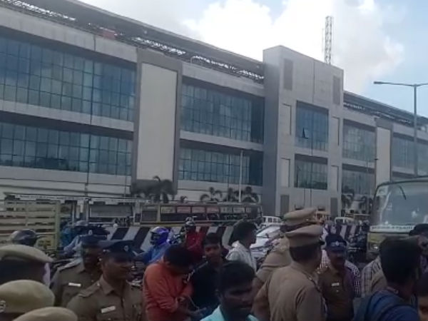 Traffic diverted in Chennai for PM Modis visit