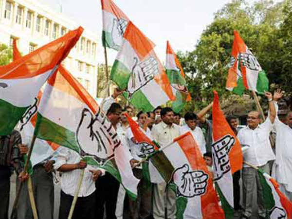 Congress Party Cadres to Protest against Central Government today