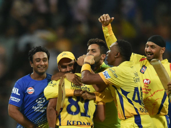 Police security beefed up in CSK team halted Chennai hotel and cricket stadium