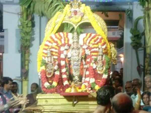 today is pava motchani ekathasi to get the blessings of lord vishnu and to remove all our sin