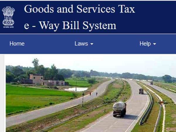 E-Way bill rolled out for Inter State from April 1