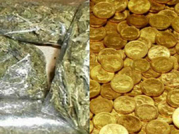 Rs.1.50 crore worth of gold seized in sea-3 person caught