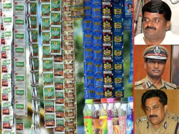குட்கா: ரூ40 கோடி லஞ்சம்- அமைச்சர் விஜயபாஸ்கர், போலீஸ் அதிகாரிகள் ராஜேந்திரன், ஜார்ஜூக்கு நெருக்கடி