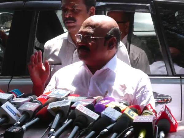 There is no violation of vc appointments - Minister Jayakumar