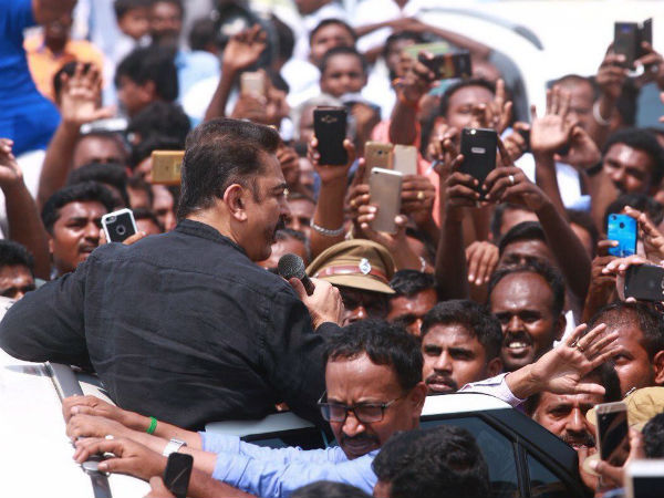 The government didnt listen to people voice in Sterlite protest says Kamal
