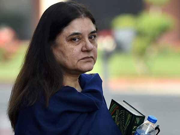 We need the death penalty for child rape asks, Maneka Gandhi