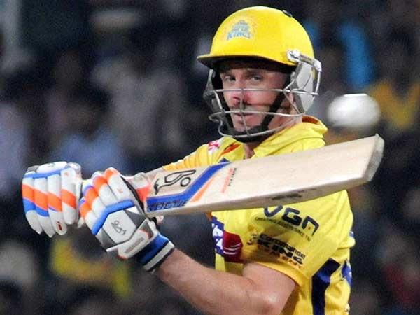 Chennai super kings CEO will decide on playing black badge: Michael Hussey