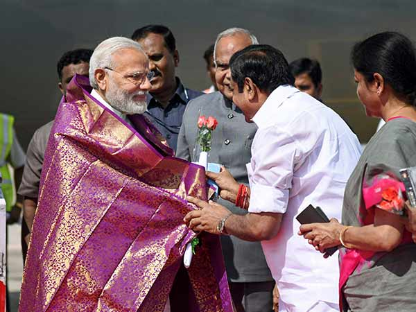 TN CM Edappadi Palanisamy Requested PM to for CMB