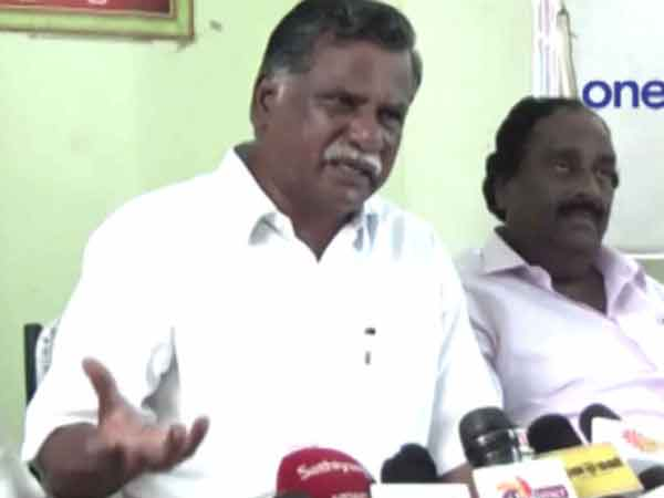 Tamil Nadu govt did not take effective action on the Cauvery issue: Mutharasan