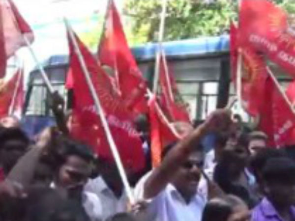 Naam Tamilar Party Cadres got Bail Today