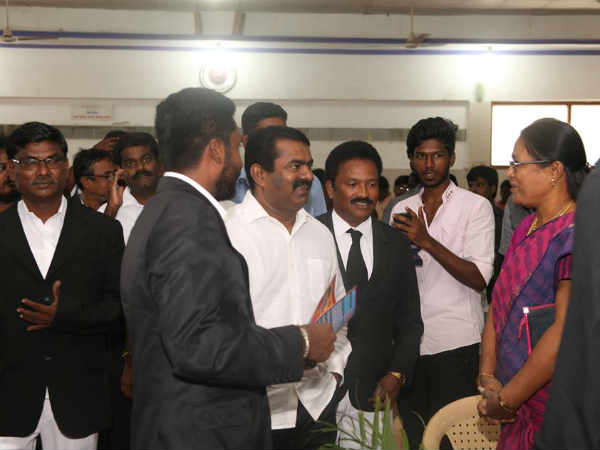 Naam Tamilar party lawyers conducts seminar 15 resolution has passed