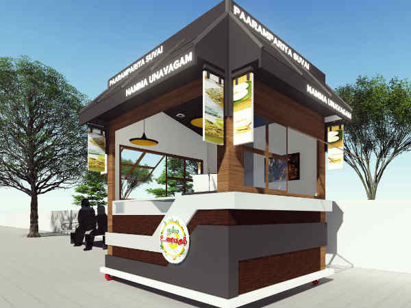 Namma Unavagam takes cares of your taste buds and health
