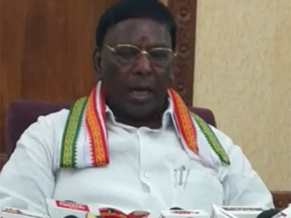 Puducherry Cm Narayanasamy says he boycotted PMs function for not forming CMB