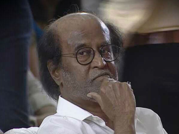 Rajinikanth try to divert Cauvery Protest?