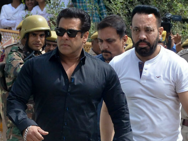 Salman Khan has to spend Thursday night in Jodhpur Central Jail