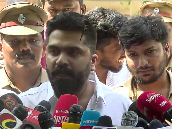 Seven Simbu fans arrested in Chennai