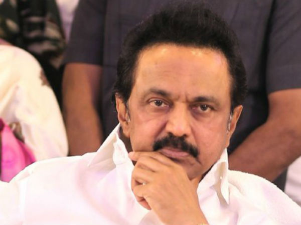 MK Stalin condemns appointment of Surappa as Anna Univ VC