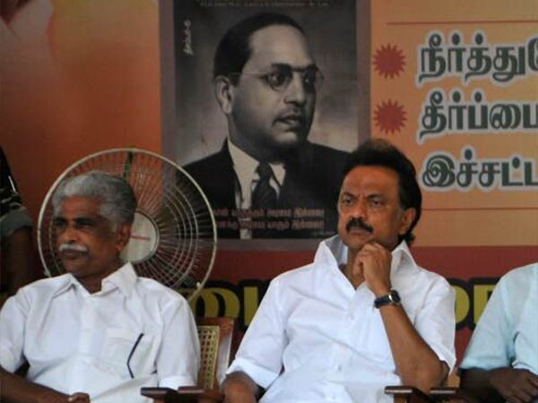 Central Government Should appeal on SC ST Act says Stalin