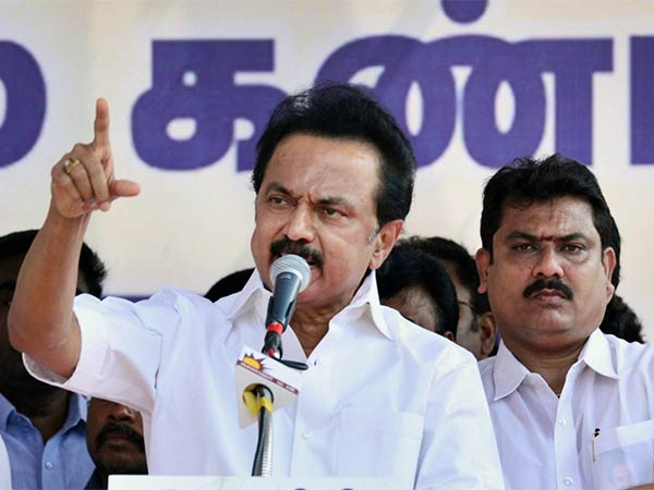 MK Stalin calls for strike for Cauvery issue